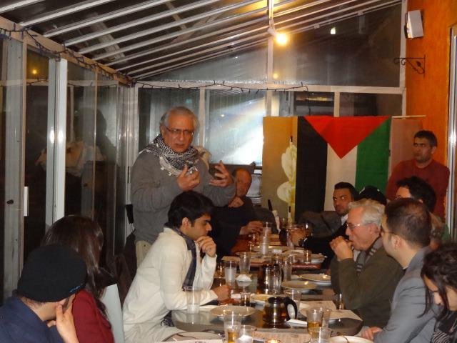 Conference of the Palestinian Shatat in North America