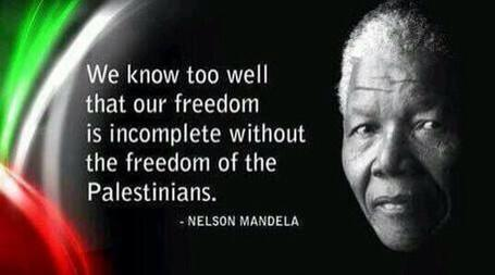 We Remember Nelson Mandela