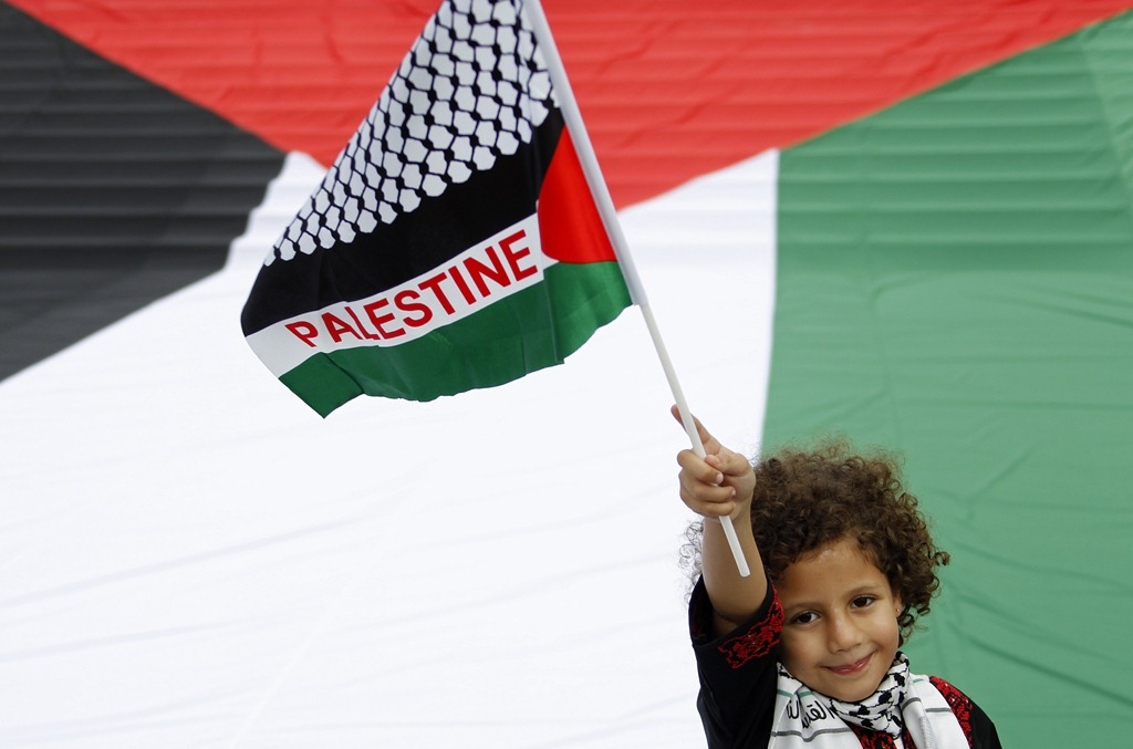 Stand Up For Gaza: Public Rally and Vigil in Surrey, B.C.