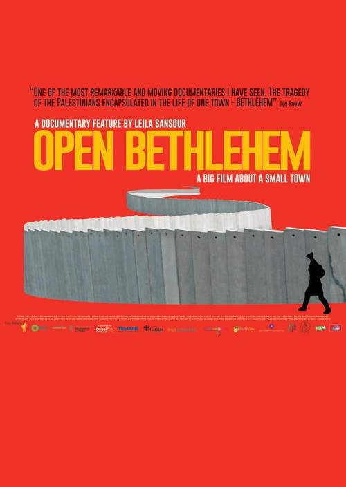 """Open Bethlehem"" Film (Director in Attendance!)"