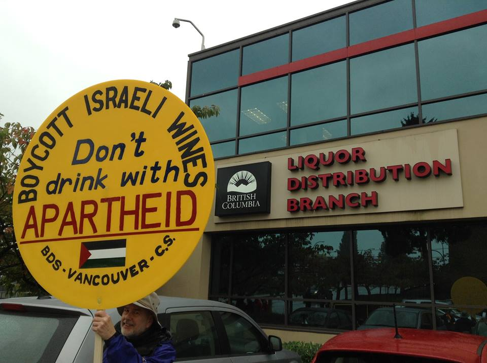 Tell David Eby: No Complicity in Israeli Occupation & War Crimes